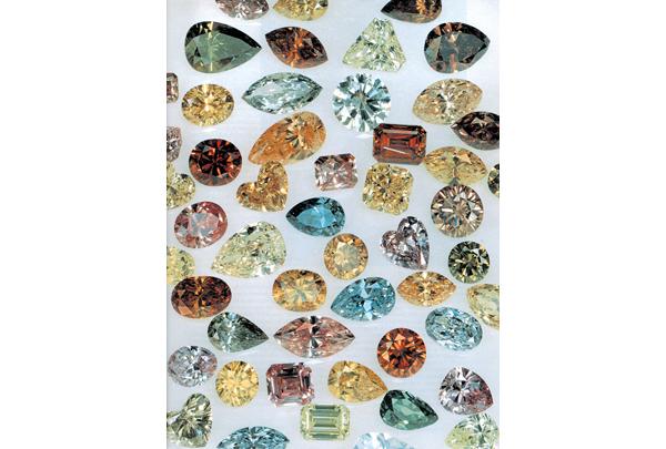 컬러 다이아몬드