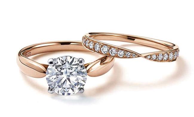 rose-gold 티파니 ring3
