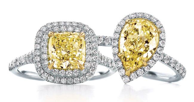 티파니 옐로우 다이아몬드