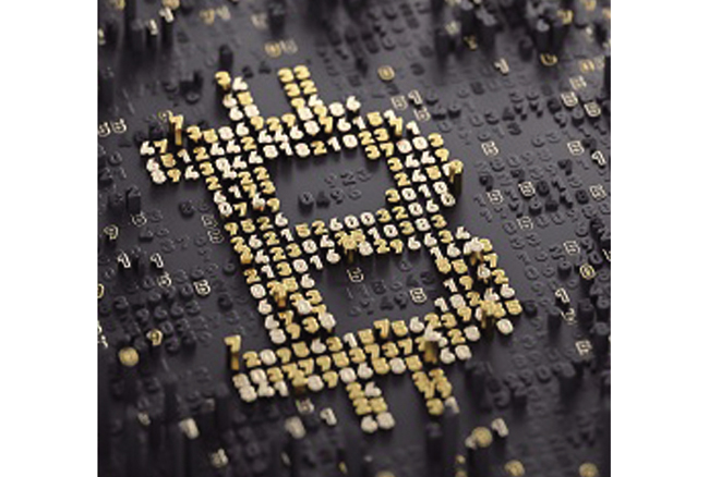 bitcoin by shutterstock