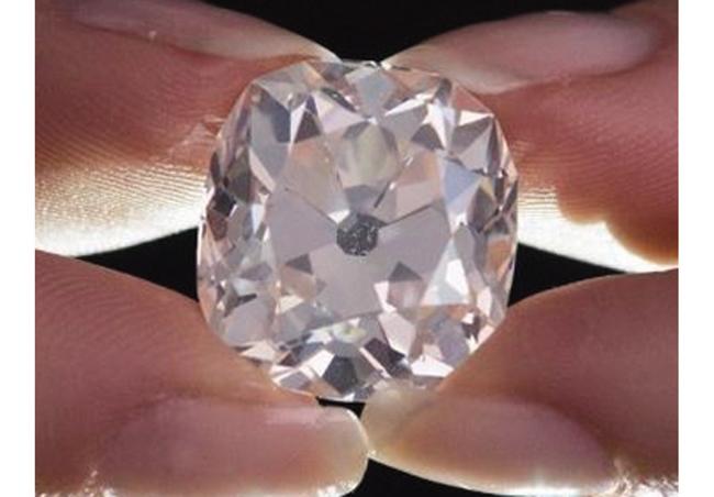 다이아몬드 경매 대박