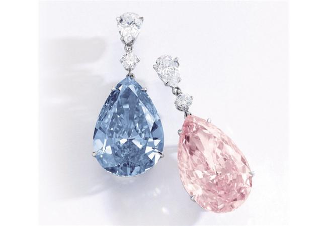 다이아몬드 팬시 귀걸이옥션