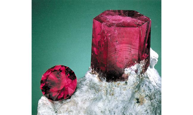 red beryls