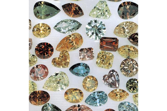 컬러다이아몬드