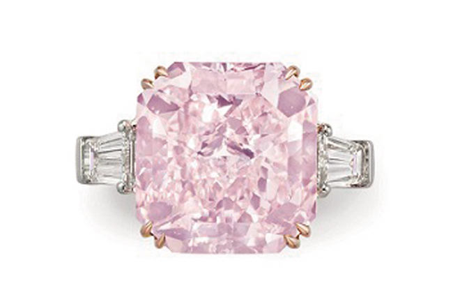 christies pink diamond