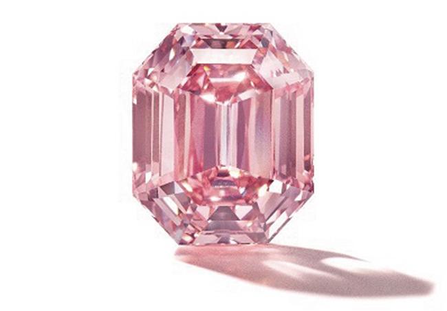 핑크 레거시 다이아몬드