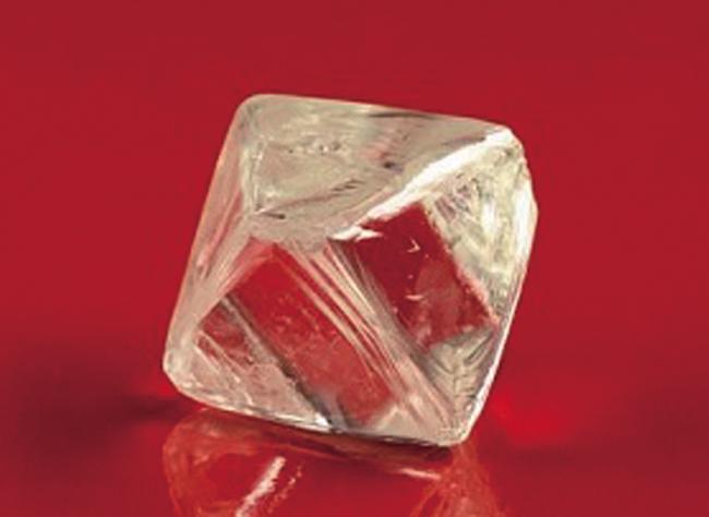 98캐럿 알로사 다이아몬드