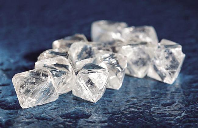 천연다이아몬드원석2